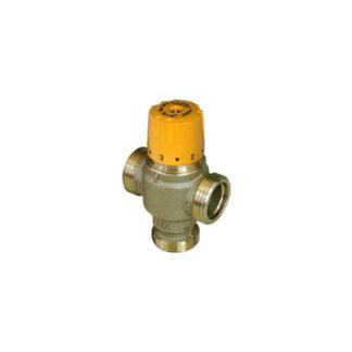 Термостатический клапан для солнечных систем